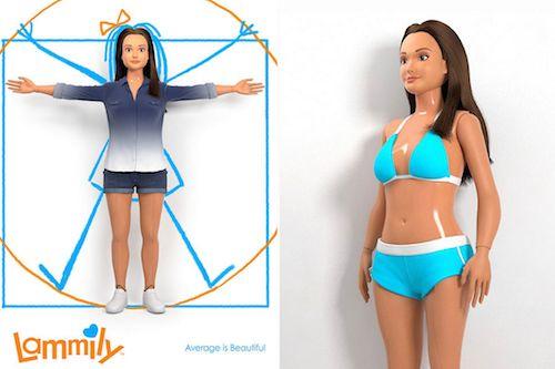 Average-Barbie