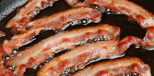 Bacon-sausage