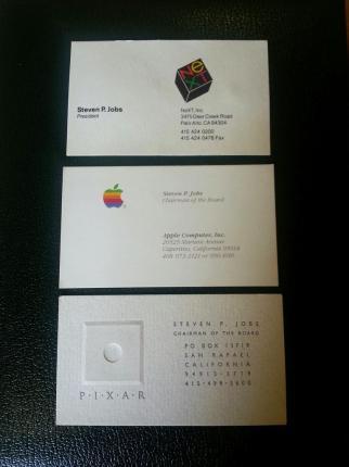 Steve-Jobs-business-cards